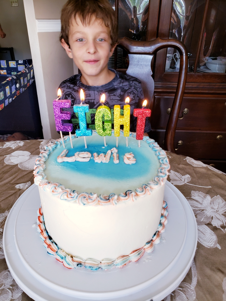 Happy Birthday, Lewis!